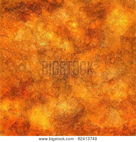 Textured Background In Yellowish-brown Spectrum