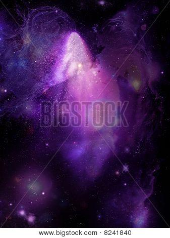 Purple Flare