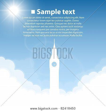 Big Ben. World sightseeing collection.