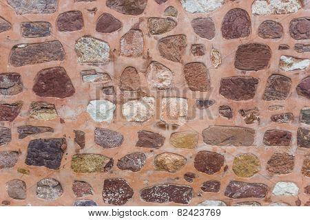 Wall In Sultanhani Caravanserai
