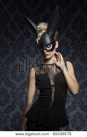 Blonde Rabbit
