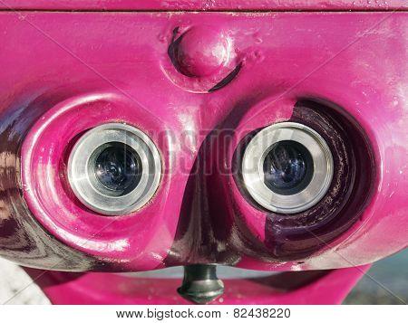 Ocular Of Telescope