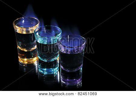 Shots On Fire