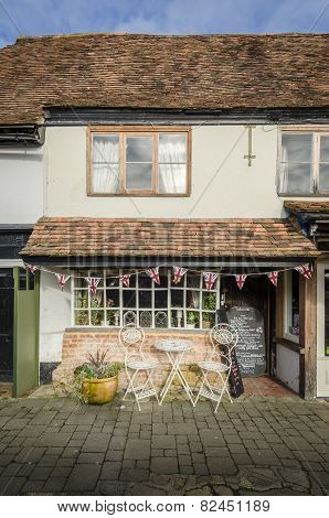 English Village Tea Rooms