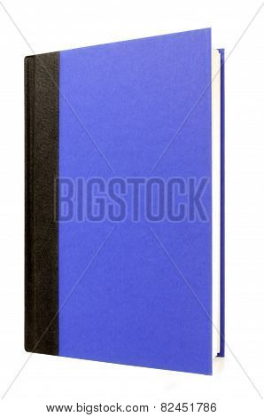 Blue And Black Hardback Book