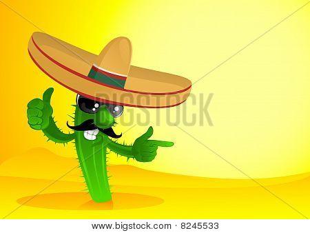 Mexican Cactus.
