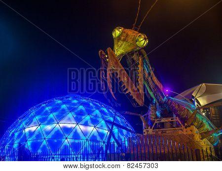 Las Vegas , Container Park