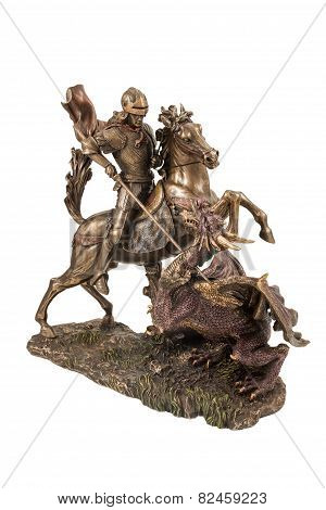 Figurine Of Saint George