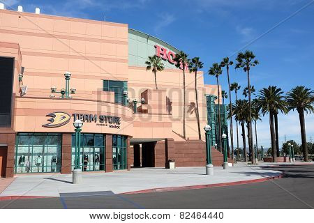 Team Store Honda Center