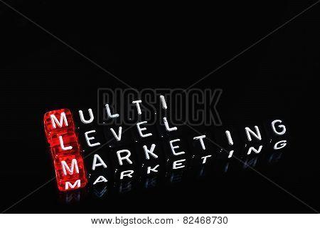 Mlm Black Cubes
