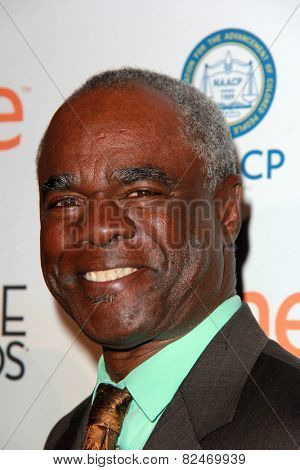 LOS ANGELES - FEB 5:  Glynn Turman at the 46th NAACP Image Awards Non-Televised Ceremony  at a Pasadena Convention Center on February 5, 2015 in Pasadena, CA
