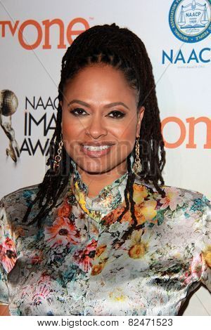 LOS ANGELES - FEB 5:  Ava DuVernay at the 46th NAACP Image Awards Non-Televised Ceremony  at a Pasadena Convention Center on February 5, 2015 in Pasadena, CA