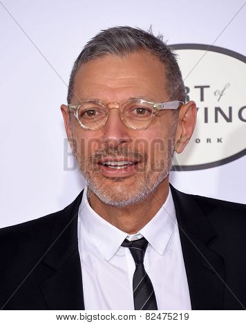 LOS ANGELES - JAN 21:  Jeff Goldblum arrives to the