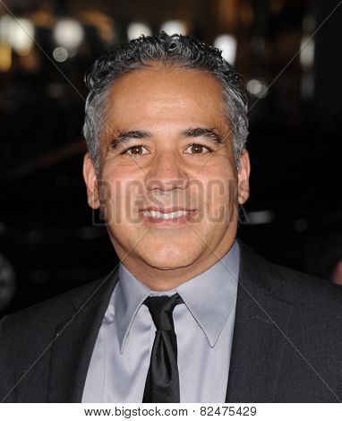 LOS ANGELES - JAN 08:  John Ortiz arrives to the
