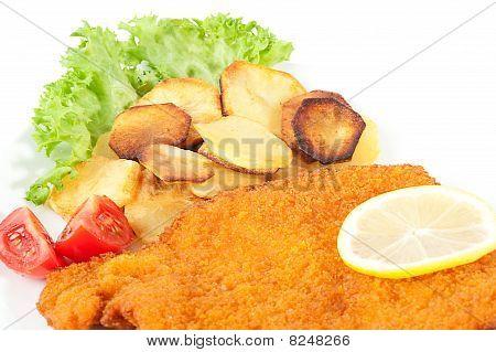 Roast With Sidedishes