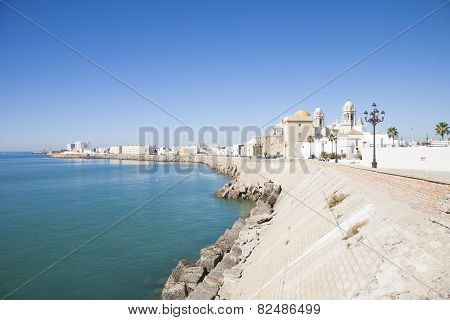 Cadiz City Waterfront