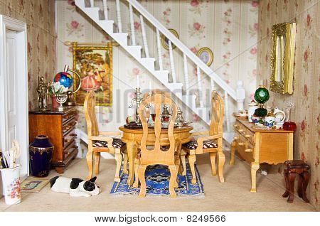 Dolls House - Dining Room
