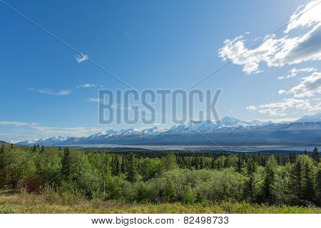 Alaska's Wrangells