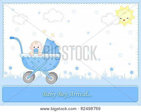 Baby Boy Arrival