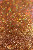 foto of gold nugget  - Gold nuggets sparkling carpet - JPG