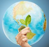 image of save earth  - people - JPG