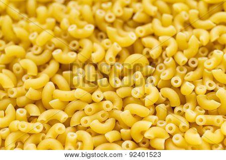 Macaroni or pasta background