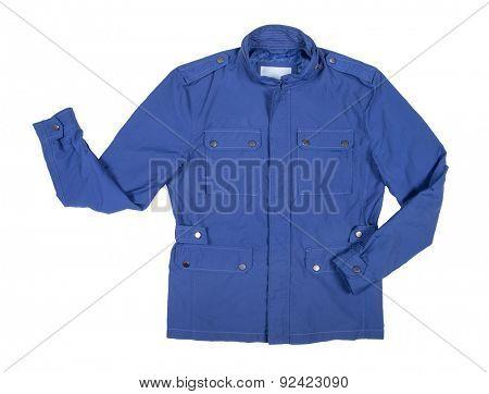 jacket isolated on white