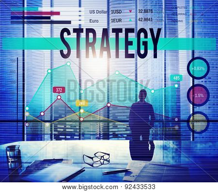 Strategy Planning Vision Tactic Goal Concept