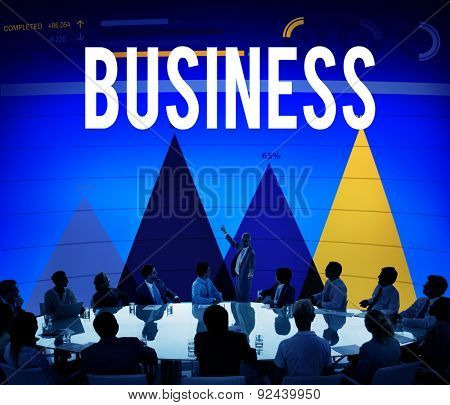 Business Growth Opportunity Enterprise Firm Concept
