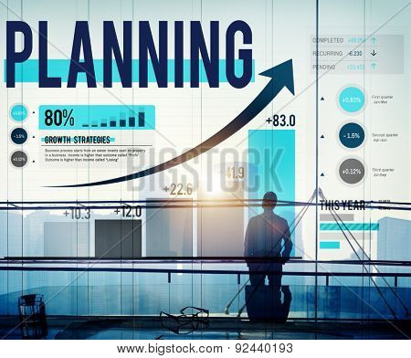 Planning Plan Tactics Strategy Mission Success Concept