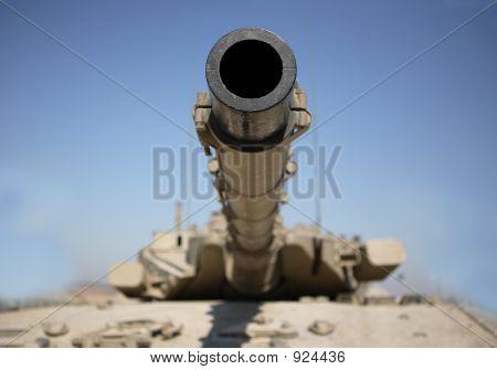 Israeli Tank Barrel