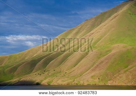 The Magnificent Walls Of Hells Canyon In Spring
