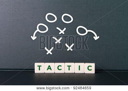 Tactic Word