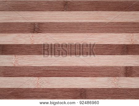 Background Of Decorative Bamboo Wood  Texture