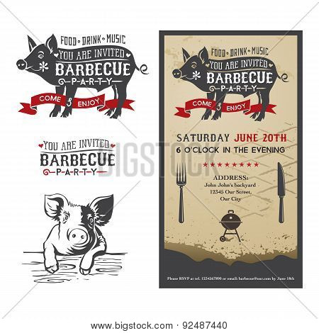 Barbecue Pig