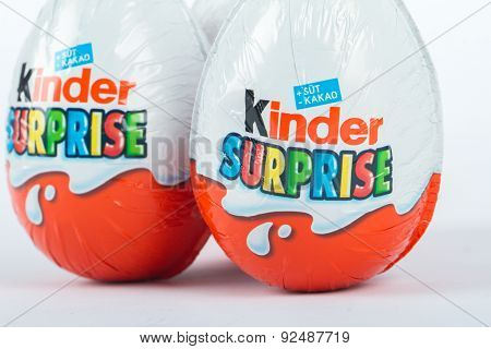 Kinder Surprise Egg Chocolate