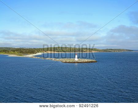 Mcnab Island Lighthouse