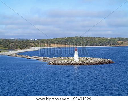 Mcnabs Island Lighthouse