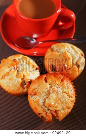 Muffins With Coconuts