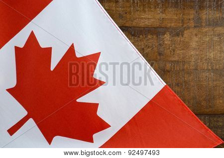 Happy Canada Day Canadian Flag