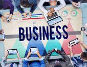 foto of enterprise  - Business Growth Opportunity Enterprise Firm Concept - JPG
