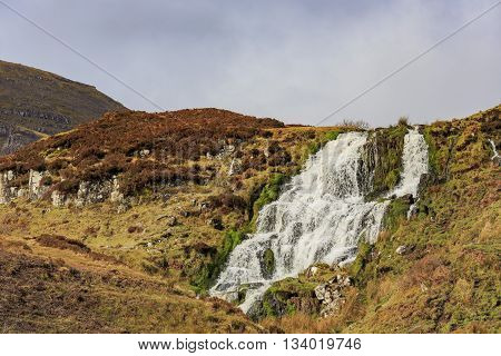 Brides Veil Waterfall