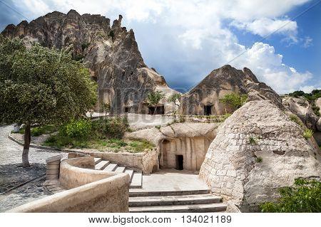 Church In The Rock In Cappadocia