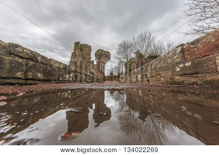 The Historical Rosslyn Castle
