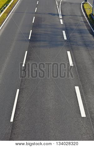 Pattern Of Highway