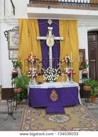 Corpus Christi Alter