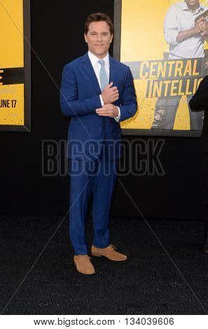 LOS ANGELES - JUN 10:  Mike Doyle at the Central Intelligence Los Angeles Premiere at the Village Theater on June 10, 2016 in Westwood, CA