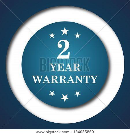 2 Year Warranty Icon
