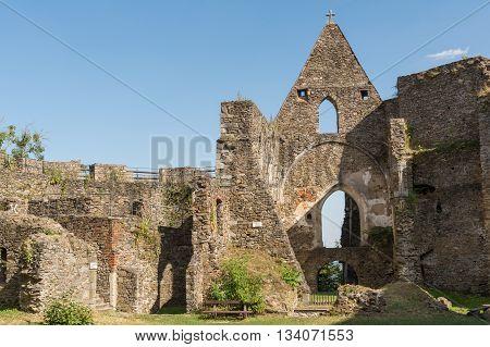 medieval castle Schaunberg in Hartkirchen - Austria