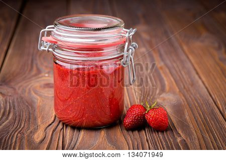Homemade Vitarian Strawberry Chia Marmalade